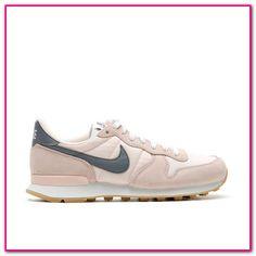separation shoes a6d7e 6aac4 Nike Schuhe Damen Grau Rosa-Nike Internationalist W Running Schuhe pink  grau. 59,