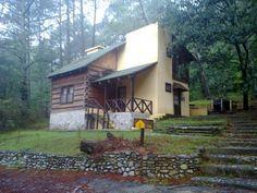 cabaña en el manzano,santiago nuevo leon