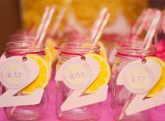 Pink lemonade party: Charlee is 2!