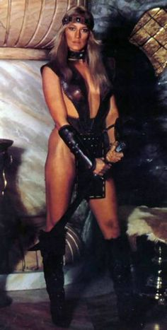 Wicked Women Warriors — Sandahl Bergman ~ Conan the Barbarian Warrior Girl, Fantasy Warrior, Fantasy Girl, Warrior Princess, Conan The Barbarian 1982, Barbarian Woman, Sandahl Bergman, Conan Der Barbar, Pin Up Girls