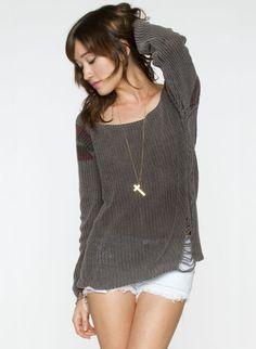 Brandy Melville Margot Sweater - #BacktoSchool #BTS - 50% off w/PTZ = $45.50