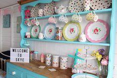 Millie's Beach Huts - Beach Hut Hire in Walton on the Naze essex Walton On The Naze, Beach Huts, Parlour, Ice Cream, Interiors, Holiday Decor, Tableware, Inspiration, Accessories