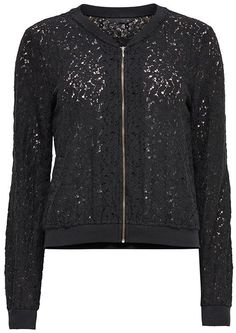 Only Lacie l/s lace berlin jacket