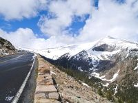Trail Ridge Road, Rocky Mountain National Park, Colorado. Highest paved road in the Continental US!