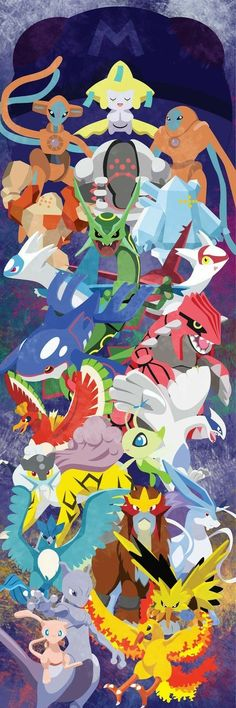 Masterball, Legendary Pokémon, cool; Pokémon