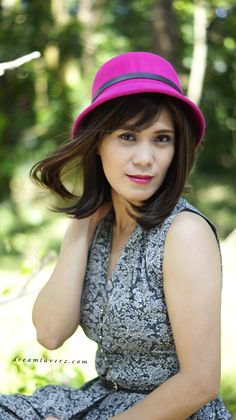 purple hat photoshoot Photoshoot, Purple, Hats, Collection, Fashion, Moda, Photo Shoot, Hat, Fashion Styles
