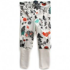 ENCHANTED FOREST LEGGINGS • AARREKID
