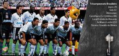 22/12/1999 - Tricampeonato Brasileiro