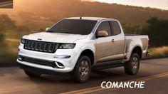 2015 Jeep Comanche pickup concept
