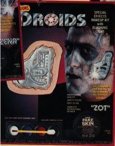 Kit de accesorio con una pieza de metal, piel falsa y varios colores