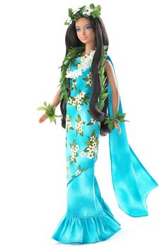 Princess of the Pacific Island Barbie