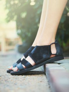 Free People Behind the Mirror Sandal at Free People Clothing Boutique