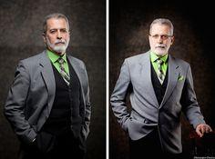В студии - Мужской портрет - мужской портрет, бизнес портрет, корпоративная съемка,