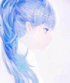 Anime Girl by ~Luhh9878 on @deviantART