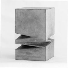 "Artist Benoist Van Borren; Sculpture, ""untitled (edition of 4 + 1 artist proof, 3 sold)"""