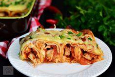 Enchiladas cu pui - CAIETUL CU RETETE