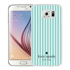 Unique Samsung Galaxy S6 Case Design with Kate Spade 25 White Skin, http://www.amazon.ca/dp/B00WAXS1CO/ref=cm_sw_r_pi_awdl_rIbqvb05E0KQ9