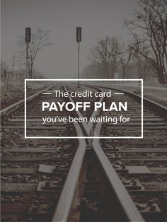 You refinance your mortgage, so why not your credit card payments? With Payoff, you have bank-level security without the bank attitude. Apply now!  http://www.payoff.com/?utm_source=pinterest&utm_medium=psocial&utm_campaign=1506_socPIN&utm_content=26.18P