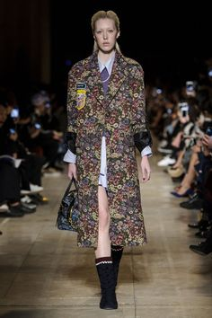 Pin for Later: Miu Miu's Fall Runway Is a Feel-Good Trip Through the Decades
