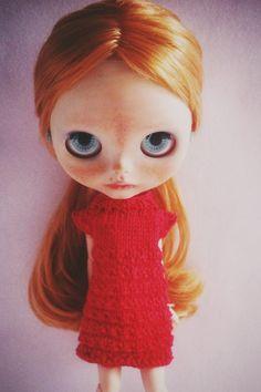 Laurelyne Blythe doll ooak custom por Cococinnelle en Etsy