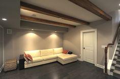 Hometalk :: Modern Basement Renovation