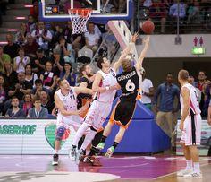 Bonn: Basketball-Playoff: Ratiopharm Ulm gewinnt gegen Telekom Baskets