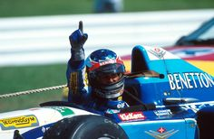 Michael Schumacher (Germany 1995)