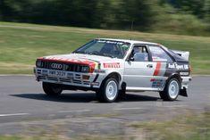 Audi Quattro HWR 303Y Audi Quattro, 1980s