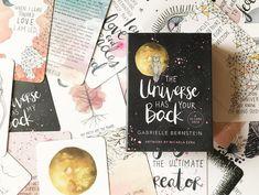 Afbeeldingsresultaat voor the universe has your back cards