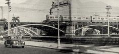 vejario.abril.com.br620 × 283Pesquisa por imagem Vagões cruzam a Avenida Francisco Bicalho nos anos 50