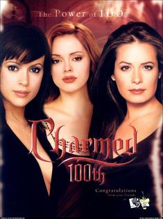 Charmed Season Five - Alyssa Milano - Phoebe Halliwell - Rose McGowan - Paige Matthews Holly Marie Combs - Piper Halliwell