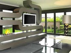 ultra stylish and unique interior design snake fireplace contemporary home decor