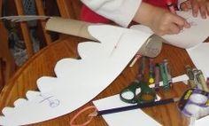 Leonardo da Vinci: The Inventor  Have children create models of Leonardo da Vinci's ornithopter, parachute, and trebuchet by following the directions in Amazing Leonardo da Vinci Inventions You Can By Yourself by Maxine Anderson.