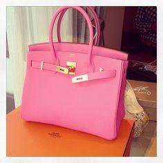 Pink Birkin.