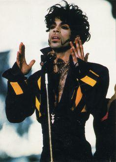 Classic Prince | 1993 Act I/Act II Tour Europe