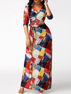 Embellishments:Lace-Up|Pattern:Geometric,Color Block