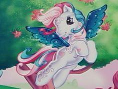 my little pony g1 g3  | G3 My Little Pony Starcatcher Art