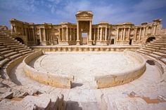 """Photos of Palmyra show why this ancient Syrian city must be saved before ISIS destroys it - The city, UNESCO says, is a """"unique relic"""" of the first century and """"a masterpiece of architecture and Roman urbanism"""" that has influenced centuries of architecture across multiple civilizations and attracted thousands of tourists from all over the globe. ISIS is notorious for destroying historical artifacts — oftentimes """"idols"""" from pre-Islamic cultures — across territory its taken in Syria in Iraq…"""