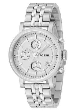 Fossil 'Original Boyfriend' Chronograph Bracelet Watch, 38mm   Nordstrom
