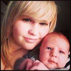 Mummy and jenson :)