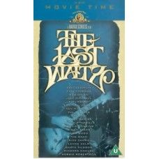 The Last Waltz VHS from MGM (17337S)