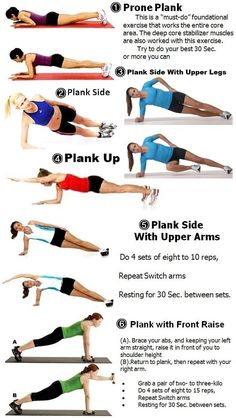 plank variations, weekend fit tips and fab list, fitness tips, fitfabfunmom, fit mom tips