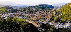 Feldkirch vom Stadtschrofen 1, Austria Feldkirch, Fuji, Austria, Dolores Park, Pictures, Travel, Image, Hiking, Photos
