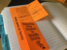 Helping students remember how to convert with scientific notation in this scientific notation foldable. Check out the whole unit for my class' interactive notebooks in this post! Reading Notebooks, Math Notebooks, Teaching Themes, Teaching Strategies, Teaching Tools, Interactive Student Notebooks, Scientific Notation, I Can Statements, Guided Practice
