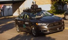 Uber Technologies Inc. is suspending its self-driving car program after one of its autonomous vehicles was involved in a high-impact crash in Tempe, Arizona, the latest incident for a company reeling from multiple crises.   ( I knew their system was bad the day I watched a Uber SUV run a red light. Their roof top system looks like they bought it from a Dollar Store. - CJ ) https://www.bloomberg.com/news/articles/2017-03-25/uber-autonomous-vehicle-gets-in-accident-in-tempe-arizona