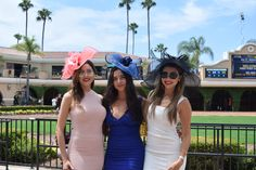 The Del Mar Thoroughbred Club, where the turf meets the surf. Thoroughbred horse racing from Southern California. Horse Racing Bet, Race Day Fashion, Thoroughbred Horse, Beautiful Horses, Photos, Dresses, Style, Pretty Horses, Vestidos