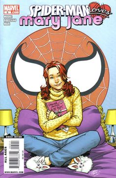 Spider-Man Loves Mary Jane Vol. 2 # 5 by Terry Moore