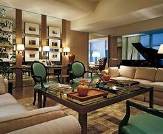 Presidential Suite in Park Hyatt Tokyo