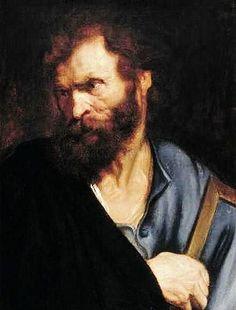 Anthony van Dyck - Judas by Anthony van Dyck