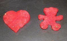 Watermelon cookies...
